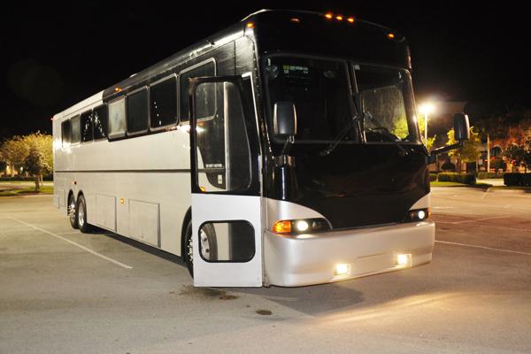 40 Person Party Bus Denver