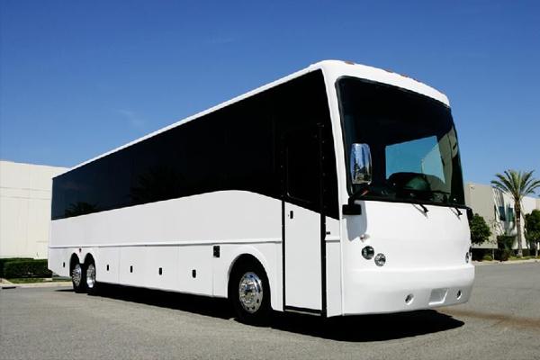 50 Person Charter Bus Service Denver