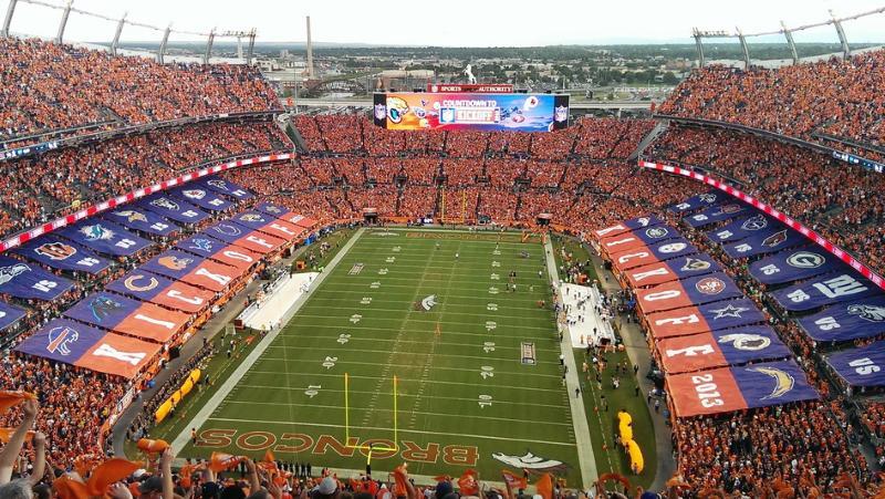 Limo Rental Mile High Stadium Denver